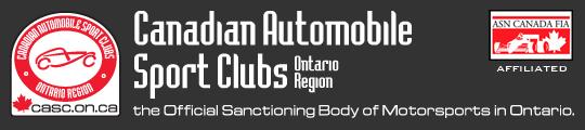 Canadian Automobile Sport Clubs logo
