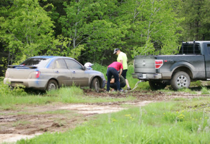PMSC Rallycross at Burnt River Off-Road Facility