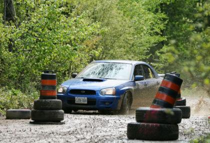 Rallycross at PMSC