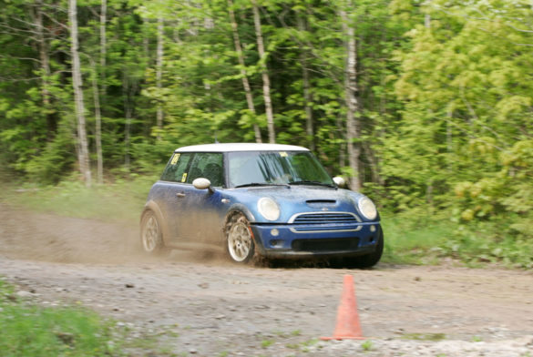 PMSC RallyX at Burnt River Off-Road Facility