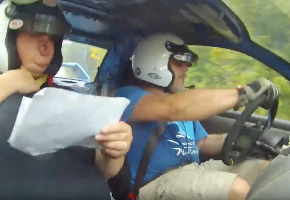 PMSC Rally Cross Burnt River Offroad Facility
