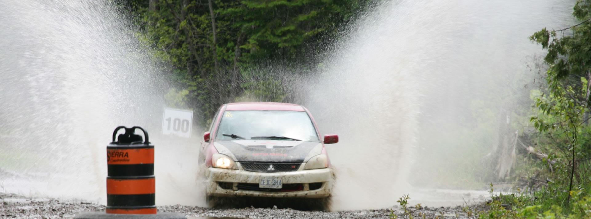 PMSC Rallycross Mitsubishi Lancer Ralliart